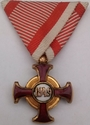 Austria Gold Merit Cross