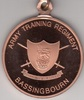 Bassingbourn Army Medallion