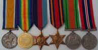 Father and Son Medals - WATSON