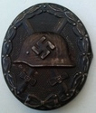 WW2 Germany Black Wound Badge 65