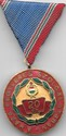 Hungary 20 Years Service Medal