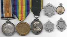 Royal Garrison Artillery Territorial Medal Group