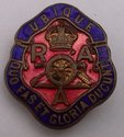 Royal Artillery Association Badge