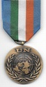 United Nations Ivory Coast Medal UNMINUCI