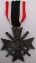 WW2 War Merit Cross Maker 127